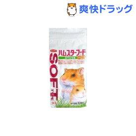 ハムスターフード スペシャル ソフトタイプ(600g)