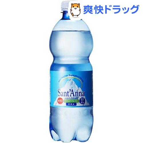 サンタンナ イタリアアルプス天然水 炭酸水(500mL*24本入)【送料無料】