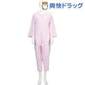 ソフトケア ねまき 薄手 ピンク M(1枚入)【ソフトケア(介護用品)】