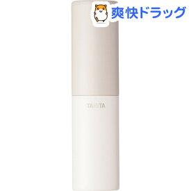 タニタ ブレスチェッカー アイボリー EB-100-IV(1台)【タニタ(TANITA)】