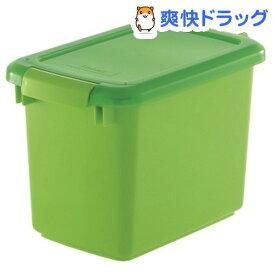 リッチェル ペットフードキーパー 3.5 グリーン(1コ入)