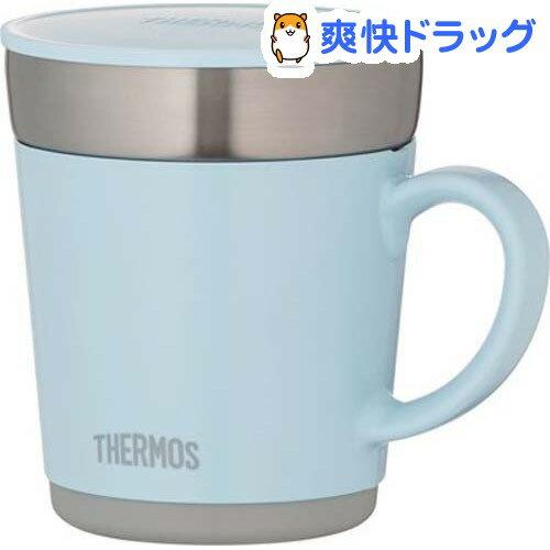 サーモス 保温マグカップ JDC-351 LB ライトブルー(1コ入)【サーモス(THERMOS)】【送料無料】