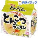 サッポロ一番 とんこつラーメン(5食入)【サッポロ一番】[インスタントラーメン]