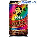 ボス レインボーマウンテンブレンド(185g*30本入)【ボス】