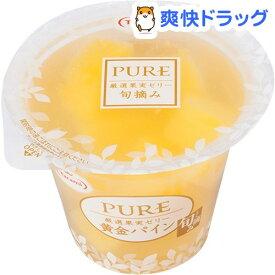 ピュア 黄金パイン(270g*6コ入)【たらみ】