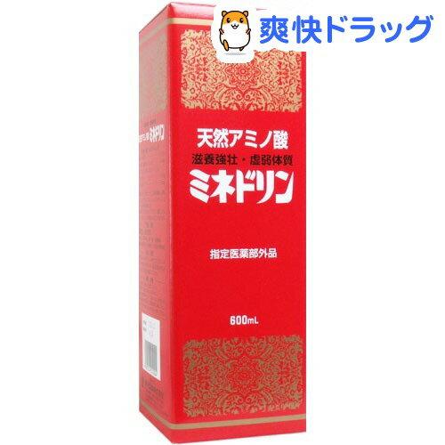 ミネドリン(600mL)(600mL)【伊丹製薬】