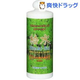 グリーンノート 桧水・お風呂用 64347(500ml)[入浴剤]