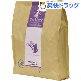 アドメイト スズランの香りの猫砂(7L)【アドメイト(ADD.MATE)】