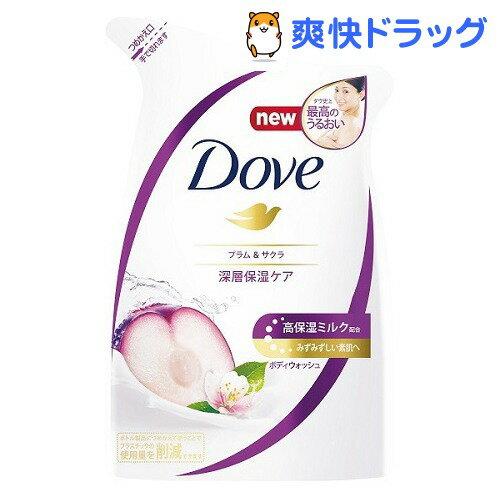 ダヴ ボディウォッシュ リバランス 詰替(360g)【ダヴ(Dove)】