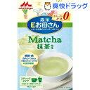 【訳あり】Eお母さん 抹茶風味(18g*12本入)【Eお母さん】