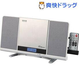 コイズミ CDシステム SDB-4342/W(1台)【コイズミ】