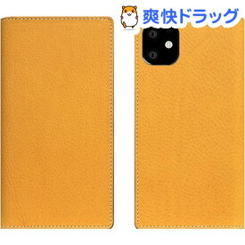 SLG Design iPhone 11 Minerva Box Leather Case タン SD17905i61R(1個)【SLG Design(エスエルジーデザイン)】