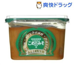 【訳あり】マルカ こめのみそクリーミー(500g)【マルカ味噌】