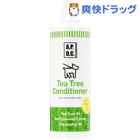 A.P.D.C. ティーツリーコンディショナー(500mL)【A.P.D.C.】