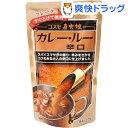 コスモ 直火焼カレールー 辛口(170g)