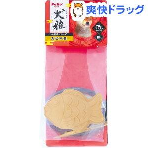 ペティオ 犬雅 和菓子ラテックス たいやき(1コ入)