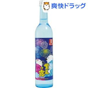 【企画品】軸屋酒造 夏焼酎紫尾の露 芋焼酎 16度(500ml)
