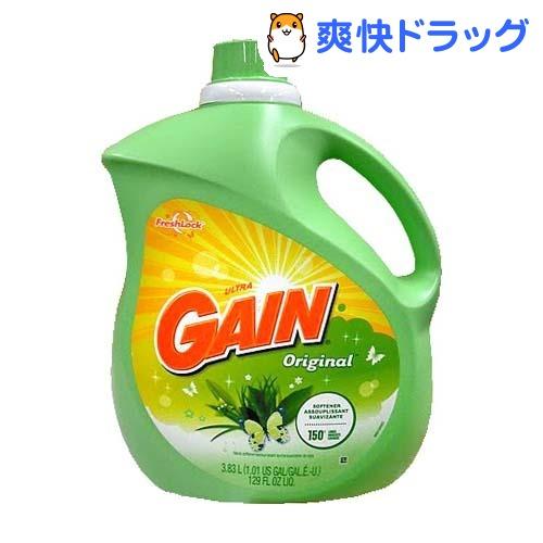 ゲイン オリジナル 柔軟剤(3.83L)【ゲイン(Gain)】