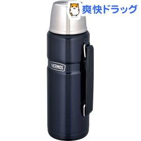 サーモス アウトドア ステンレスボトル 1.2L ミッドナイトブルー ROB-001 MDB(1コ入)【サーモス(THERMOS)】