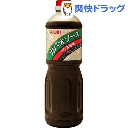 業務用 ガパオソース バジル炒め(1.2kg)