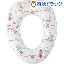 カトージ ソフト補助便座 ミッキーマウス(1コ入)【カトージ(KATOJI)】
