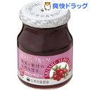 信州須藤農園 100%フルーツ クランベリー(190g)【信州須藤農園】