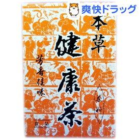 本草健康茶 芳香佳味(12g*24包入)【本草】