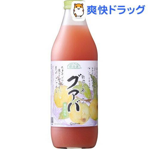 マルカイ 順造選 グァバ 果汁40%(1L)【順造選】