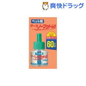 ペット用 アースノーマット60取替えボトル(45mL)