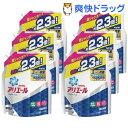 アリエール 洗濯洗剤 液体 イオンパワージェル 詰め替え 超ジャンボ(1.62kg*6コセット...