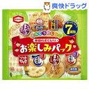 亀田製菓 亀田のおせんべいお楽しみパック(178g)