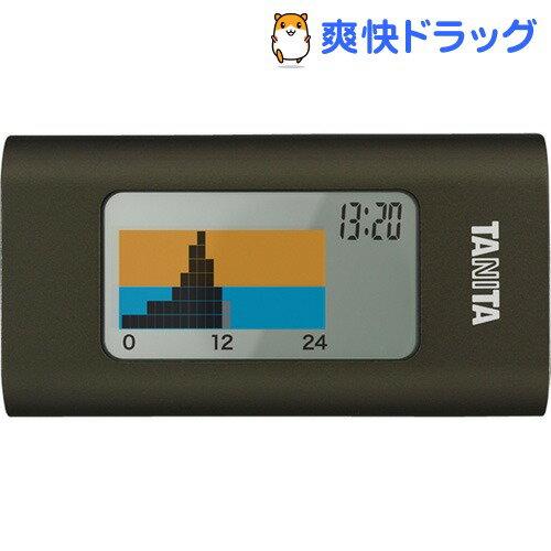 タニタ 活動量計 カロリズムスマート チタンブラック AM-121-BK(1台)【タニタ(TANITA)】