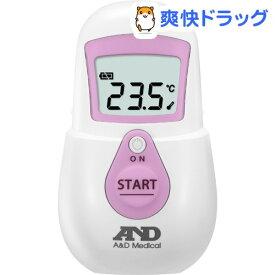 非接触体温計 でこピッと ピンク UT701A-JC2(1コ入)【でこピッと】