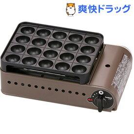 イワタニ カセットガスたこ焼き器「スーパー炎たこ」CB-ETK-1(1台)【イワタニ】