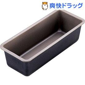 ブラックフィギュア パウンドケーキ型 細 S D-008(1コ入)【ブラックフィギュア】