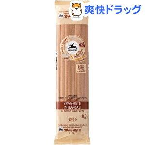 アルチェネロ 有機ファイバー&プロテインスパゲッティ 全粒粉とヒヨコ豆(250g)【アルチェネロ】