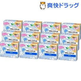 ロリエ きれいスタイル 無香料(72個入*12袋セット)【ロリエ】