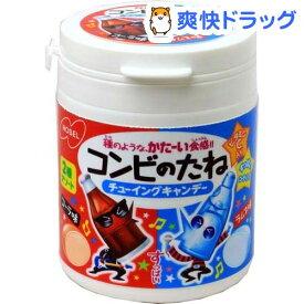 ノーベル製菓 コンビのたね チューイングキャンデー ラムネ&コーラ味(145g)