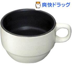 イシガキ産業 chocotto 電子レンジ オーブン対応 耐熱マグカップ ホワイト(1コ入)