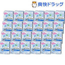 ロリエ きれいスタイル AG無香料(62個入*24袋セット)【ロリエ】