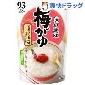 味の素 梅がゆ(250g*9コ入)【味の素(AJINOMOTO)】