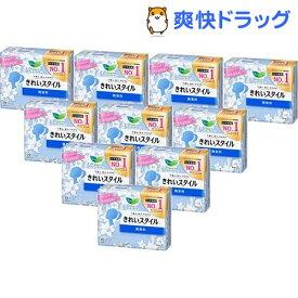 ロリエ きれいスタイル 無香料(72個入*10袋セット)【ロリエ】