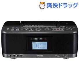 東芝 SD/USB/CDラジオ ガンメタリック TY-CWX90(KM)(1台)【東芝(TOSHIBA)】