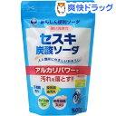 キッチンクラブ セスキ炭酸ソーダ(500g)【キッチンクラブ】[セスキ炭酸ソーダ]