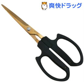 サボテン チタンコート万能ハサミ185 NO.1217(1コ入)【サボテン】