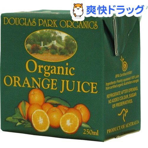 むそう商事 オーガニックオレンジジュース(250mL)
