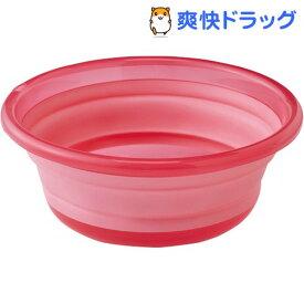 たためる洗い桶 掃除・洗濯用(1コ)