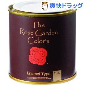 ニッペ ローズガーデンカラーズ エナメルタイプ アルバートル(0.2L)【ニッぺ】