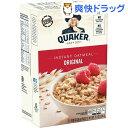 クエーカー オートミール レギュラー(28g*12袋入)【クエーカー】