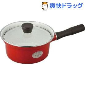 コレッティ ホーロー片手鍋 16cm CR-7757(1コ入)